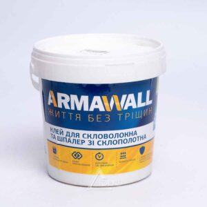Клей для стекловолокна ARMAWALL (1кг)