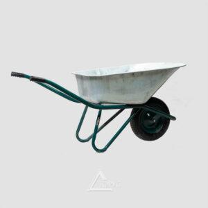 Тачка садовая 1-колесная WB6407А, 65/142л ,120 кг