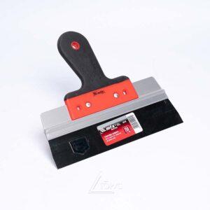Шпатель резин. ручка 150 мм