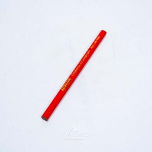 Карандаши красные строительные (1п-12шт)