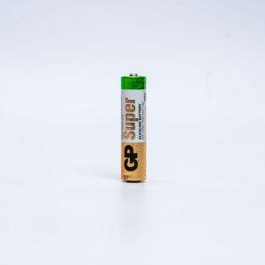 Батарейка GP (R3) Alkaline (микропальчиковая)