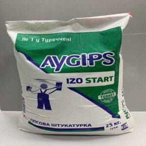 Шпатлевка AYGIPS IZO старт (25 кг)