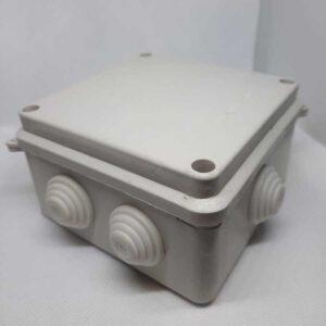 Распределительная коробка 74*41.5 мм встроенная KM-227 с клемами
