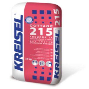 Смесь для армировки и приклеивания ППС Kreisel 215 (25 кг)
