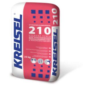 Смесь для приклеивания ППС Kreisel 210 (25 кг)
