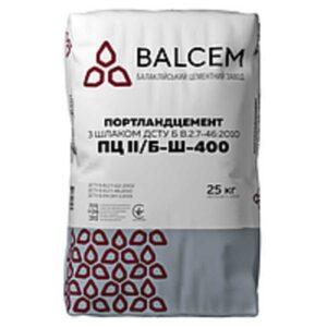 Цемент ПЦ-400 ЕВРО Балаклея (25кг)