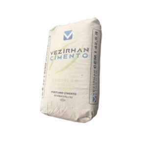 Цемент Везирхан Турция М550 (25кг)
